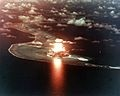 Another photo of Nuclear Bomb Test Seminole, Enewetak Atoll, June 1956.