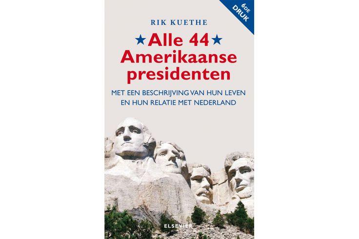 Elsevier Alle 44 Amerikaanse presidenten | € 9,95 Elsevier Exclusief