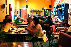 Moroccan Soup Bar, Fitzroy North - Restaurant Information And Reviews - yourRestaurants.com.au   One of my all time fav casual eating spots in Melbourne