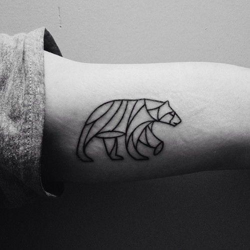 bear tattoo ideas - Google Search