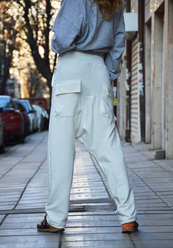 52c5585310668 Drop Crotch Pants