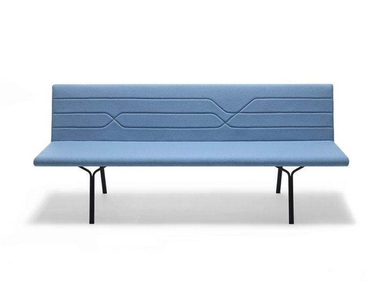Kataloge Zum Download Und Preisliste Für Gepolsterte Modulare Sitzbank  Linea, Design Luca Nichetto Direkt Vom