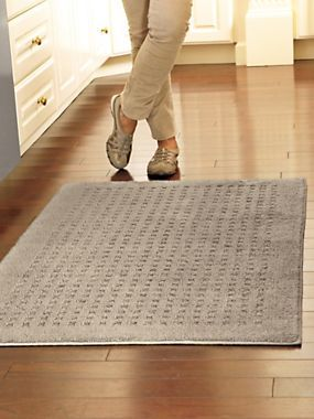vista rugs pure cotton comfort in a practical nonslip rug thatu0027s machine washable bare feet will appreciate the soft absorbent touch of pure cotton - Washable Rugs