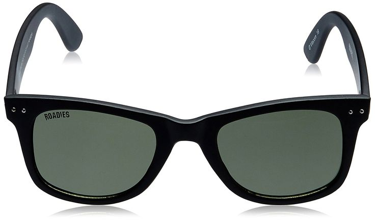 MTV Roadies Wayfarer Sunglass (Matte Black)