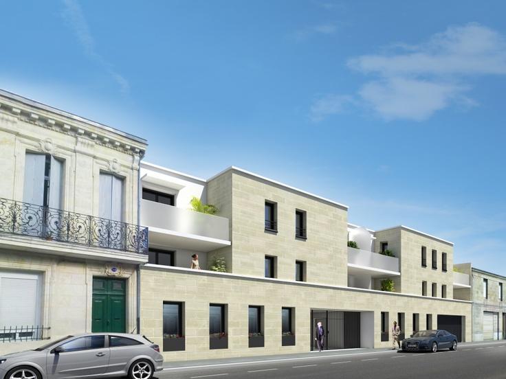 Loi Scellier Appartement a vendre - T3 à Bordeaux