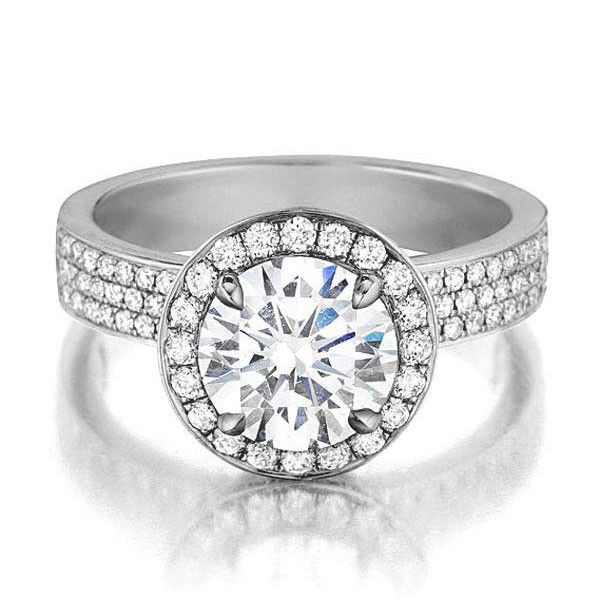 45 best henri daussi diamond engagement rings images