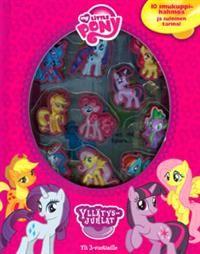 http://www.adlibris.com/fi/product.aspx?isbn=951323889X | Nimeke: My Little Pony - Yllätysjuhlat - Tekijä: Katherine Eaves - ISBN: 951323889X - Hinta: 15,50e