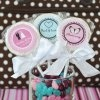 Personalized Wedding Cupcake Candy Favor