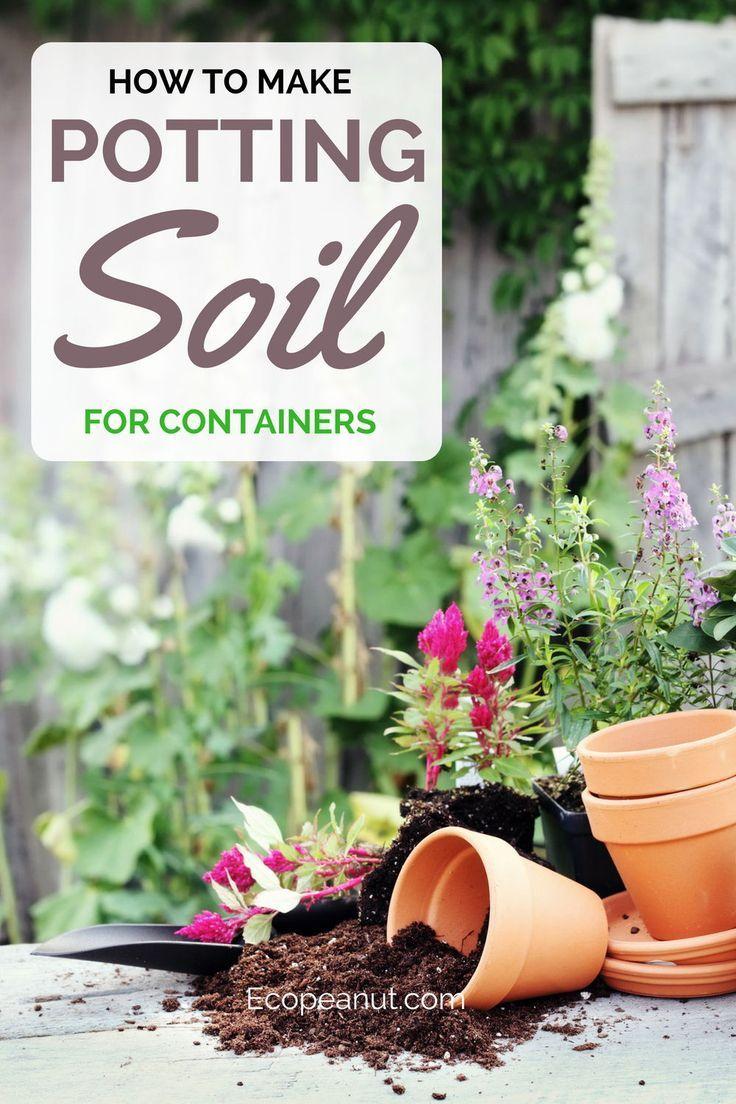 Quick Easy Organic Diy Potting Soil Mix That Gardeners Swear By
