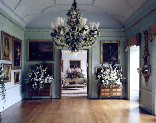 Drawing Room - Port Eliot, Cornwall England