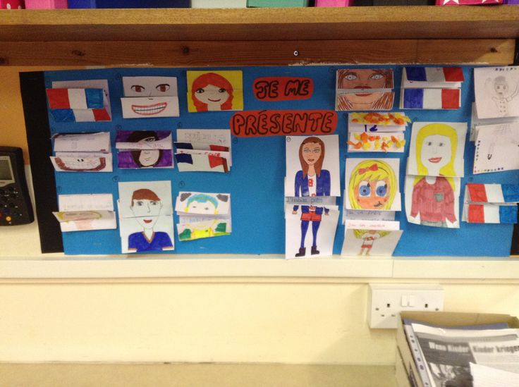 Modern Language Classroom Displays ~ Best images about french language displays on pinterest