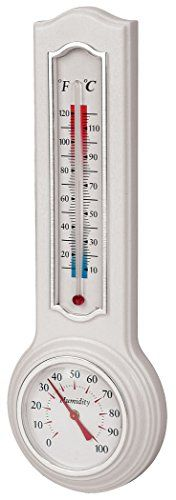 BIOS Indoor Wall Thermometer and Hygrometer  //Price: $ & FREE Shipping //     #sports #sport #active #fit #football #soccer #basketball #ball #gametime   #fun #game #games #crowd #fans #play #playing #player #field #green #grass #score   #goal #action #kick #throw #pass #win #winning