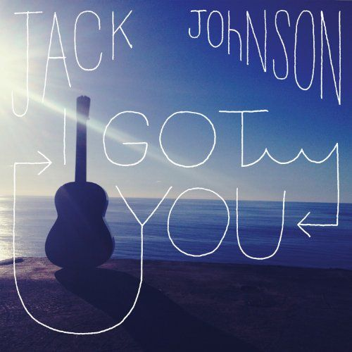 Jack Johnson  From Here To Now To You yay!! so exited i entered the drawing for tickets :)