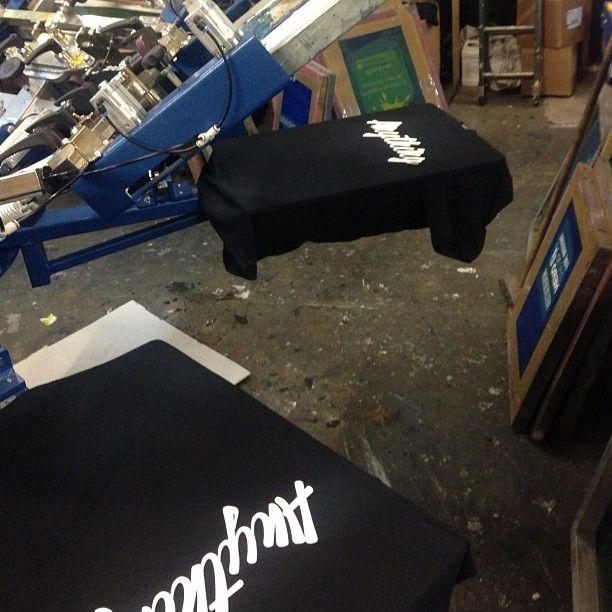 Anything | Handprinted T Shirt Designs