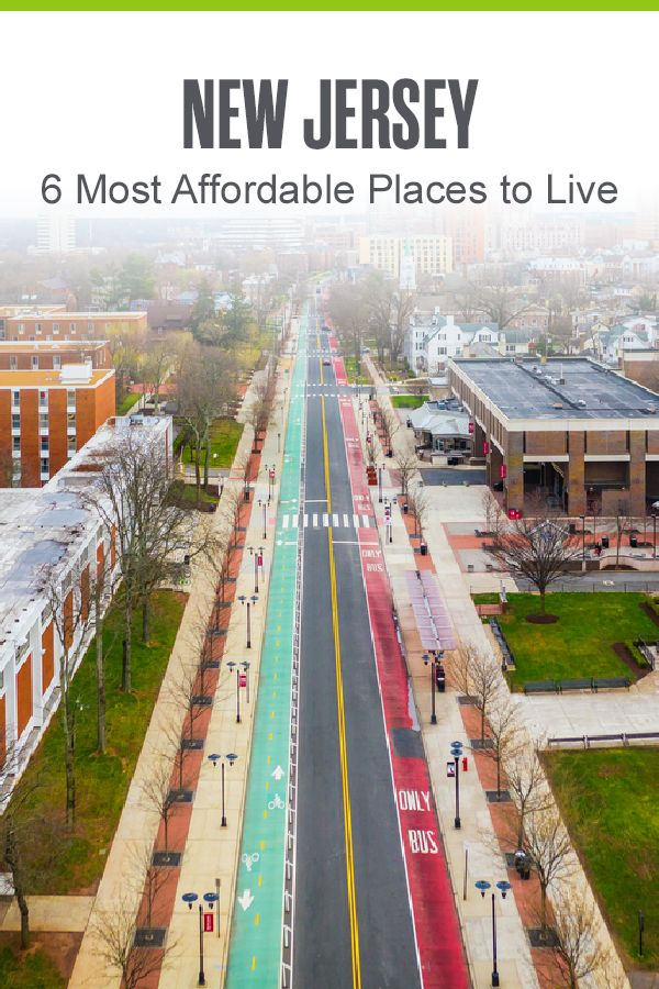 6 Most Affordable Cities In New Jersey Extra Space Storage New Jersey Pompton Lakes Outdoor Recreation