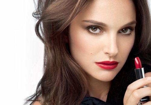 Rouge Dior - Nathalie Portman   Profumeria Caccia