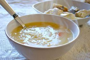 Cómo hacer un caldo de pollo, fondos de cocción con Thermomix « Trucos de cocina Thermomix