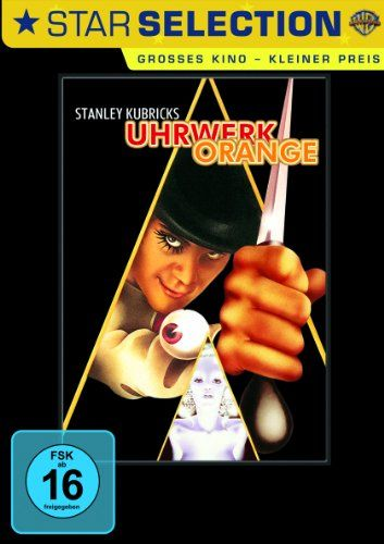Uhrwerk Orange: Amazon.de: Malcolm McDowell, Michael Bates, Patrick Magee, Anthony Burgess, Wendy Carlos, Ludwig van Beethoven, Henry Purcel...