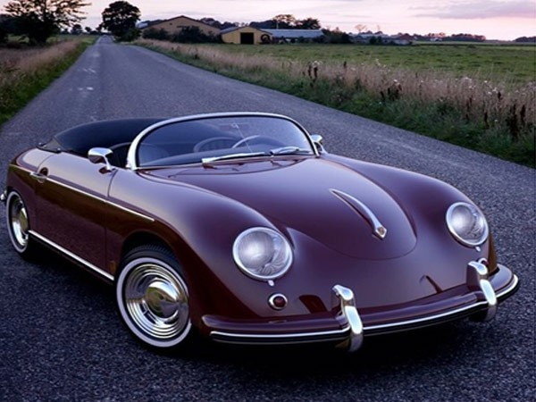 10 Vintage Cars that Piqued our (Pin)terest