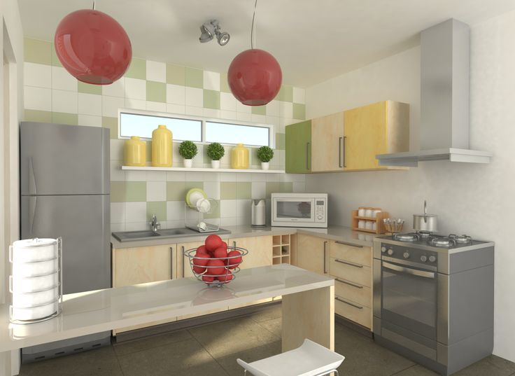 KITCHEN DESIGN. WOOD AND COLORS NATURAL. METAL FOR SENSATION MODERN.