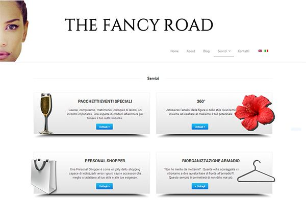 I'm so proud of my best firend!!! #thefancyroad #fashionstylist The Fancy Road – Website realizzato dalla Fulfillcommunication