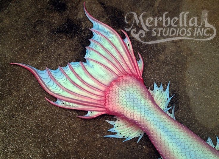 I finally found my dream tail. By Merbella Studios Inc.