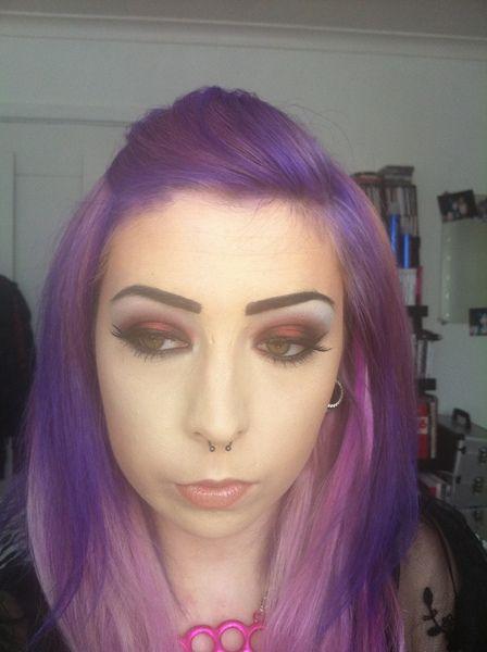 s o eyebrow is drawn on eyebrows a trend gbcn
