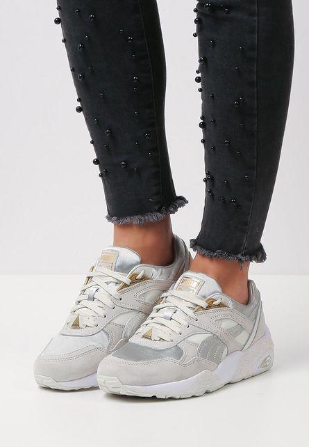 Pantofi sport Puma Tech Wn Gri