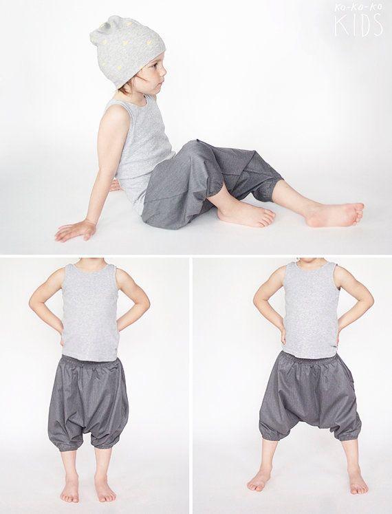 Colorful Unisex Harem Pants (different colors)