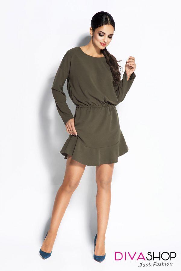 Rochie de ocazie eleganta verde