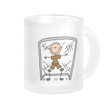 A boy stick figure soccer goalie gets ready to make a save during a game on soccer T-shirts, cards, stickers, mugs, and other items that you can add a name to! #soccer #goalie #soccer #goalie #goal #soccer #player #soccer #design #soccer #gifts #soccer #player #gifts #cute #soccer #stick #figures #stick #people #boys #soccer #kids #soccer #mens #soccer #kids #sports #sports #boys #sports #peacockcards