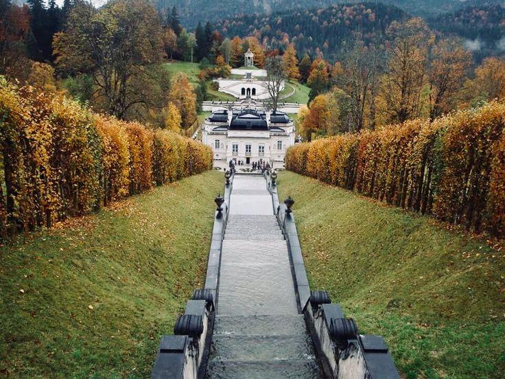 #Deutschland #Germany #Schloss #Linderhof