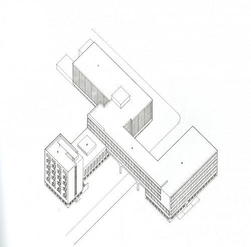 267 best archi sketch images on pinterest architecture for Pool design dessau