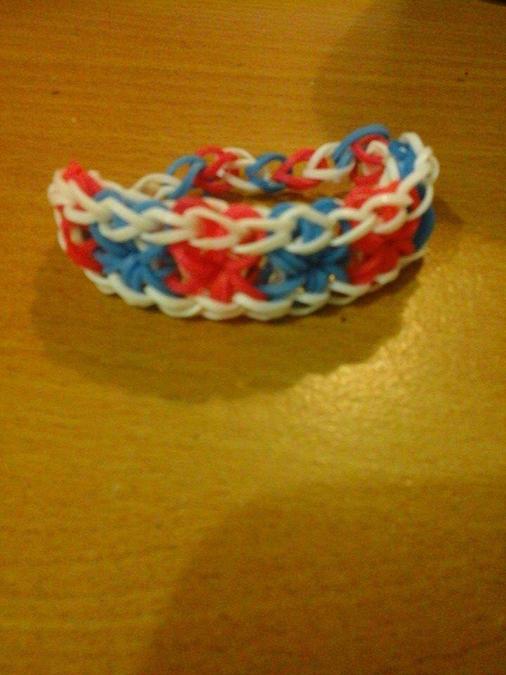 star burst bracelet