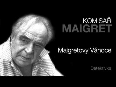 MLUVENÉ SLOVO - Simenon, Georges: Maigretovy Vánoce (DETEKTIVKA) - YouTube