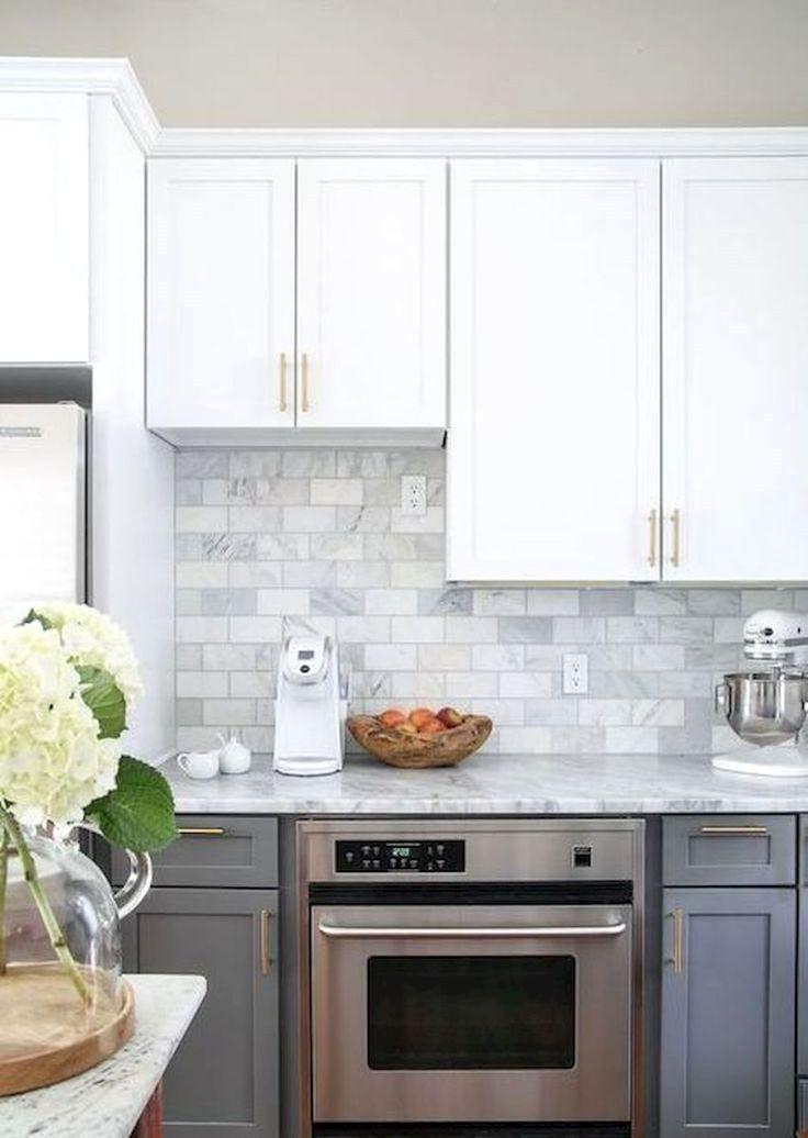 White Kitchen Cabinets Backsplash Ideas