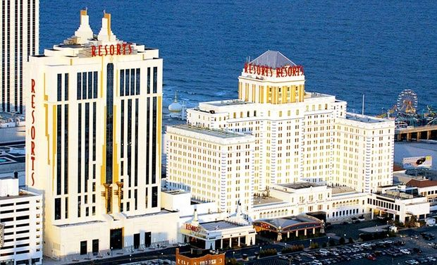 Resorts Casino Hotel - Atlantic City, NJ: Stay with Spa Access for Two and Nightly Dining Credit at Resorts Casino Hotel in Atlantic City, NJ. Dates into June.