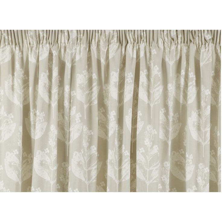 Chiltern Natural Cotton Ready Made Curtains