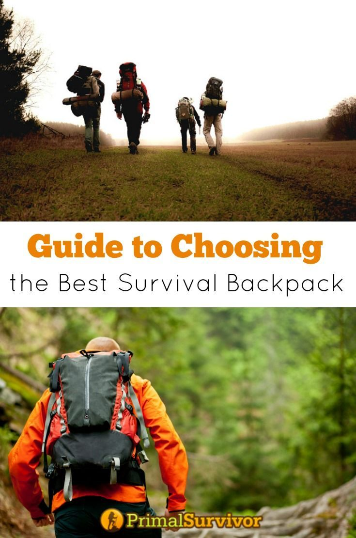 Before we get into the best survival backpacks, let's first define what a survival pack is.   A lot of people use the term survival backpack interchangeably with Bug Out Bag, but the two are actually different things.  A Bug Out Bag contains everything you need to survive for at least 72 hours in a disaster situation.  This includes urban disasters, such as if you had to flee through a city.  By contrast, a survival backpack is aimed more towards outdoor survival.