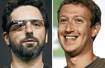Founders of Google and Facebook Agree To Gift 3 million USD