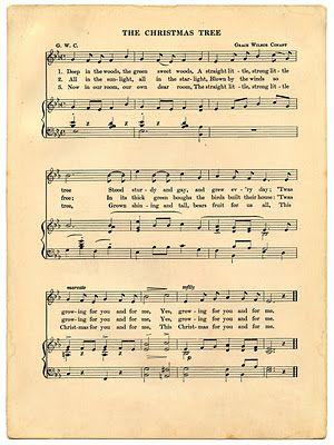vintage Christmas printable