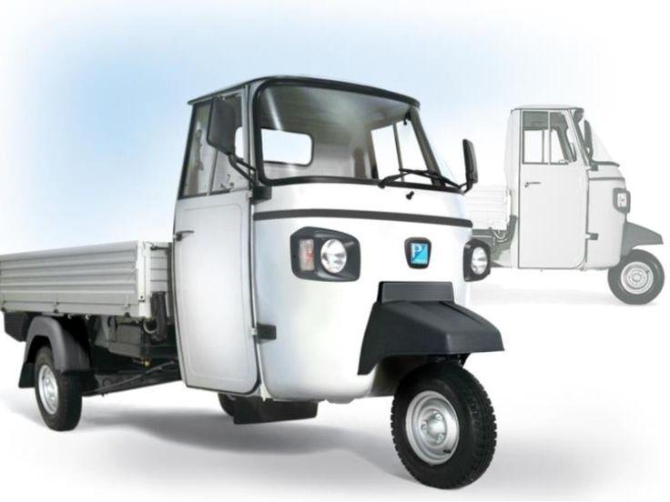 Piaggio Ape 400 ideal base for tuk tuk conversion