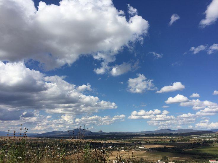 Mirador a la Peña de Bernal