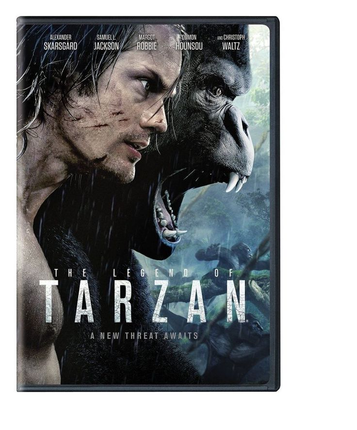 DVD The Legend of Tarzan DVD 2016 New Action Adventure Pre Order 10 11 16 883929530113 | eBay
