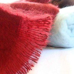 These Mohair blankets (sometimes called Mohair throws) are so luxurious http://www.newzealandshowcase.com/productdetails.cfm/productid/105