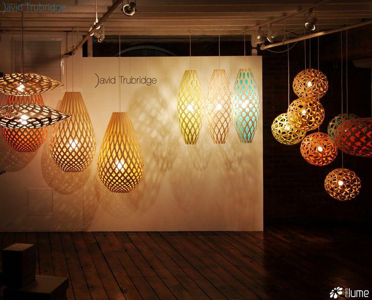 lumin rias pendentes david trubridge brasil distribu das pela mais