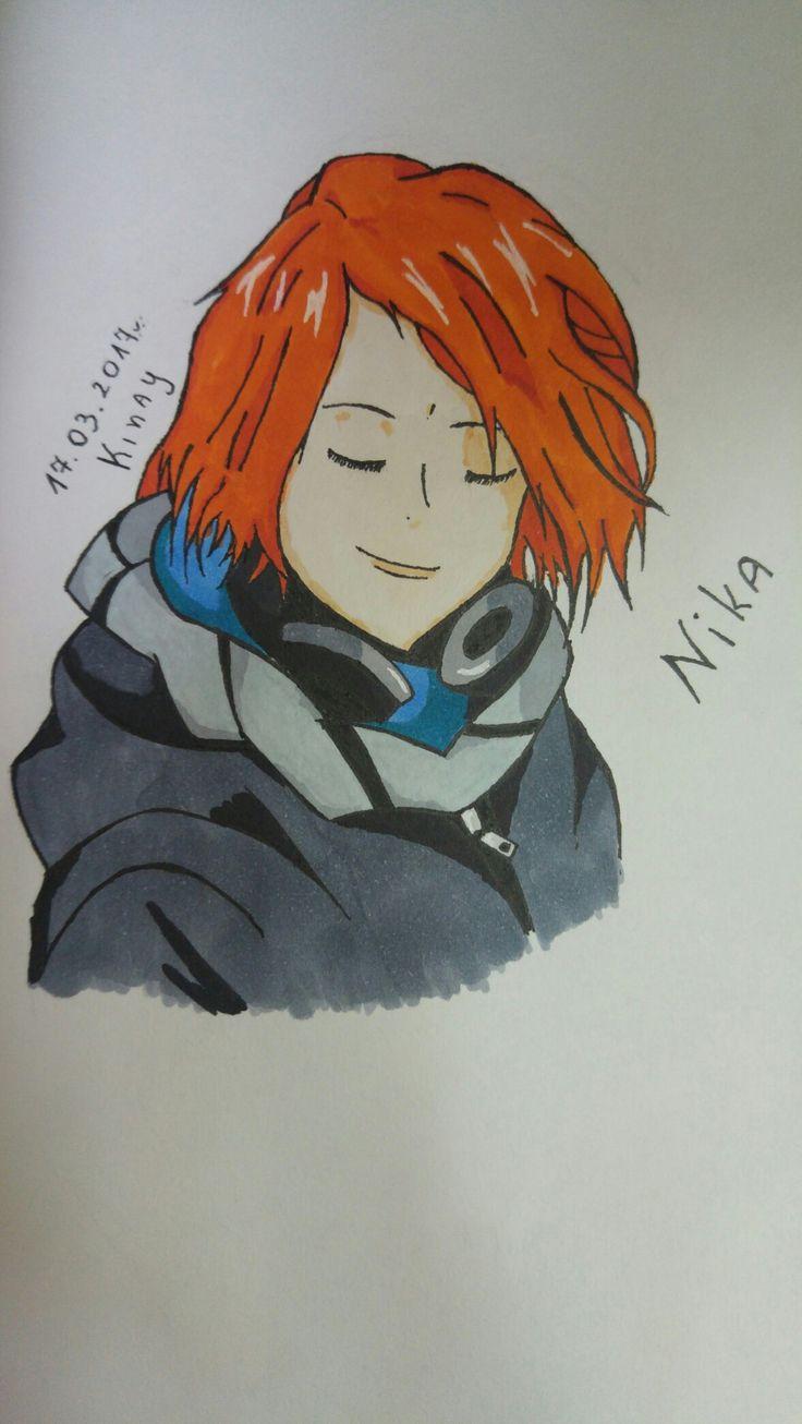 Nika - mine idea :D