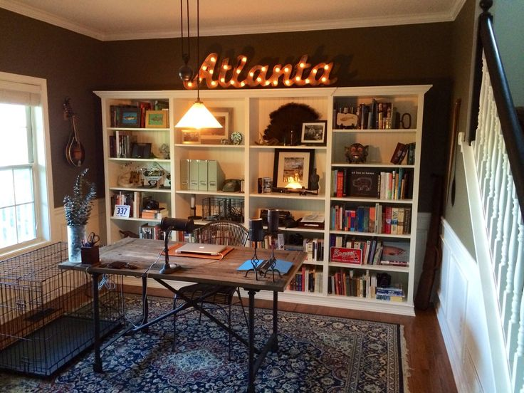 Ikea Billy Bookcase Hack For the Home