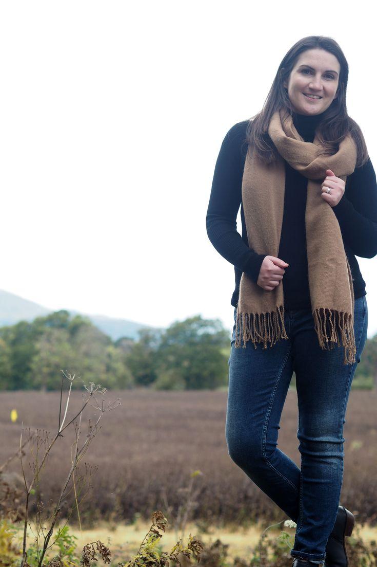 Go to autumn uniform of jeans and a jumper. #fallfashion #knitwear #autumn