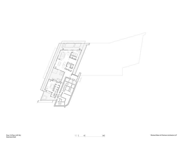 Gallery of Seamarq Hotel / Richard Meier & Partners - 15